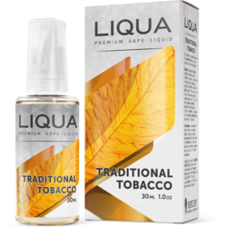 LIQUA Traditional Tobacco 30ml