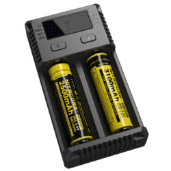 Nitecore Intellicharger i2 Charger