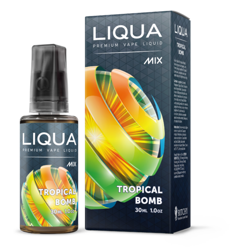 LIQUA MIX Tropical Bomb 30ml